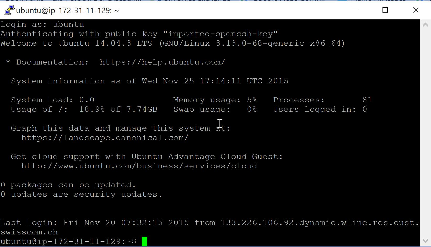 Shiny 2: Installing RStudio Shiny Server on AWS - ipub