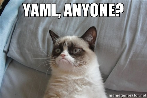 yaml, anyone?